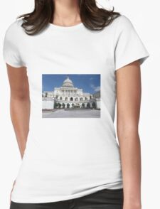 Pentagon Washington Womens Fitted T-Shirt