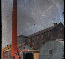 Andersons Mill by Lois Romer