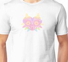 Pastel Majora's Mask Unisex T-Shirt