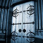 Cathedral Doorway by Andrew Dickman