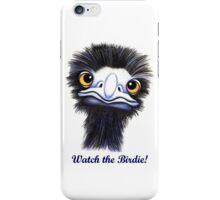 Watch the Birdie iPhone Case/Skin