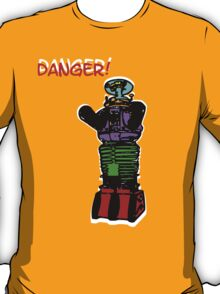 the robot t-shirt T-Shirt