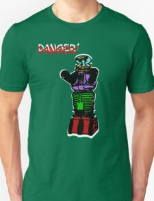 the robot t-shirt Unisex T-Shirt