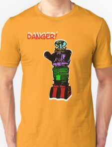 the robot t-shirt T-Shirt