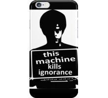 This Machine iPhone Case/Skin