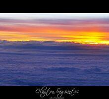 Sunset by Clayton Sageantes