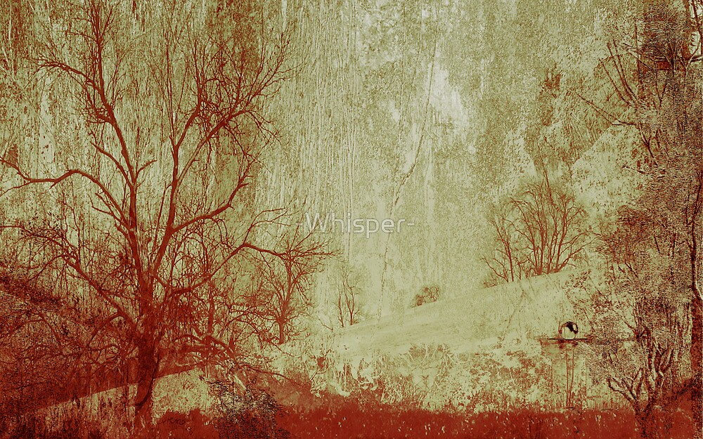 Winter Trilogy - Red by -Whisper-