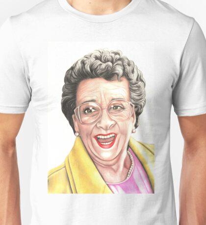 Strong women characters of Coronation Street : Betty Unisex T-Shirt