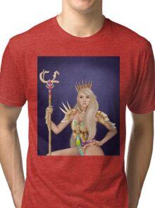 Queen CL Tri-blend T-Shirt