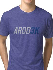AROD 3K 3,000 hits Tri-blend T-Shirt