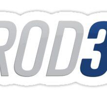 AROD 3K 3,000 hits Sticker