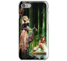 Forbidden iPhone Case/Skin