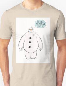 Healing Hugs Unisex T-Shirt