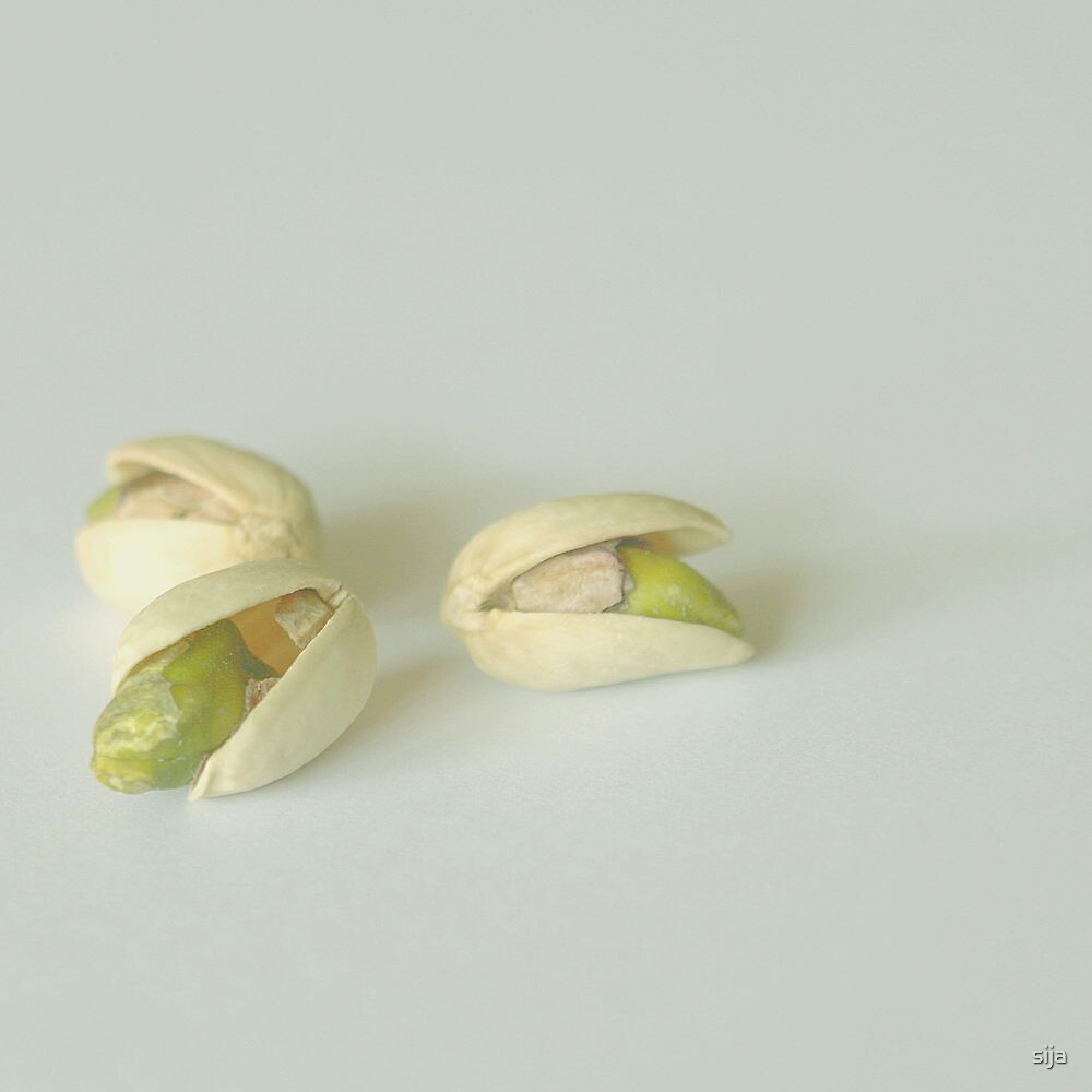 trio pistachio by sija
