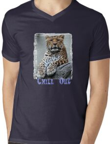 Chill Out T Mens V-Neck T-Shirt