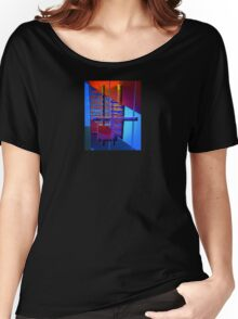 abstract 103 Women's Relaxed Fit T-Shirt