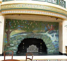 Glorious fireplace by nealbarnett
