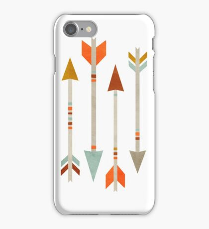 Four Arrows iPhone Case/Skin