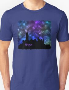 Hogwarts at Night - Always T-Shirt