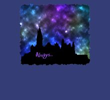 Hogwarts at Night - Always Unisex T-Shirt