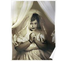 Annette Curtain Poster