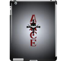Ace Tattoo iPad Case/Skin