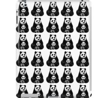 panda bears iPad Case/Skin