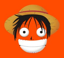 Monkey D. Luffy Kids Clothes