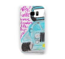 I'll Never Abandon This Jeep Ever Samsung Galaxy Case/Skin