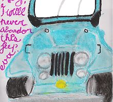I'll Never Abandon This Jeep Ever by Xandra24