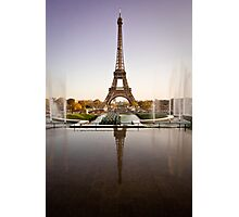 French Icon Photographic Print