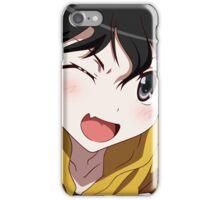 Karen Araragi - Monogatari #2 iPhone Case/Skin