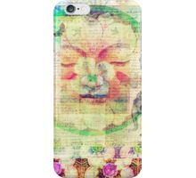 Zen Bliss Buddha iPhone Case/Skin