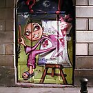 95 - GRAFFITI IN BARCELONA (D.E. 2008) by BLYTHPHOTO