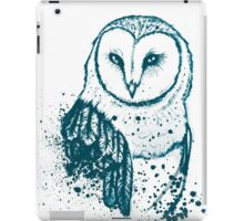 Owl Tee iPad Case/Skin