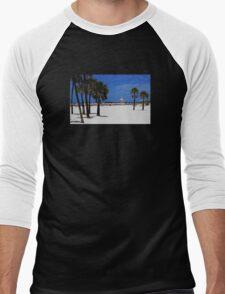 Clearwater White Sands Men's Baseball ¾ T-Shirt