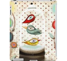 Free, but in my own way iPad Case/Skin