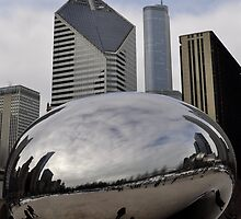 Cloud Gate by cebrfa