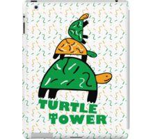 Turtle Tower iPad Case/Skin
