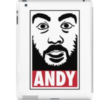 Andy OBEY iPad Case/Skin
