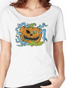 Pumpkin Creep Women's Relaxed Fit T-Shirt