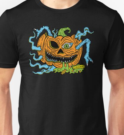 Pumpkin Creep Unisex T-Shirt