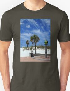 Turtle Beach, Clearwater Unisex T-Shirt