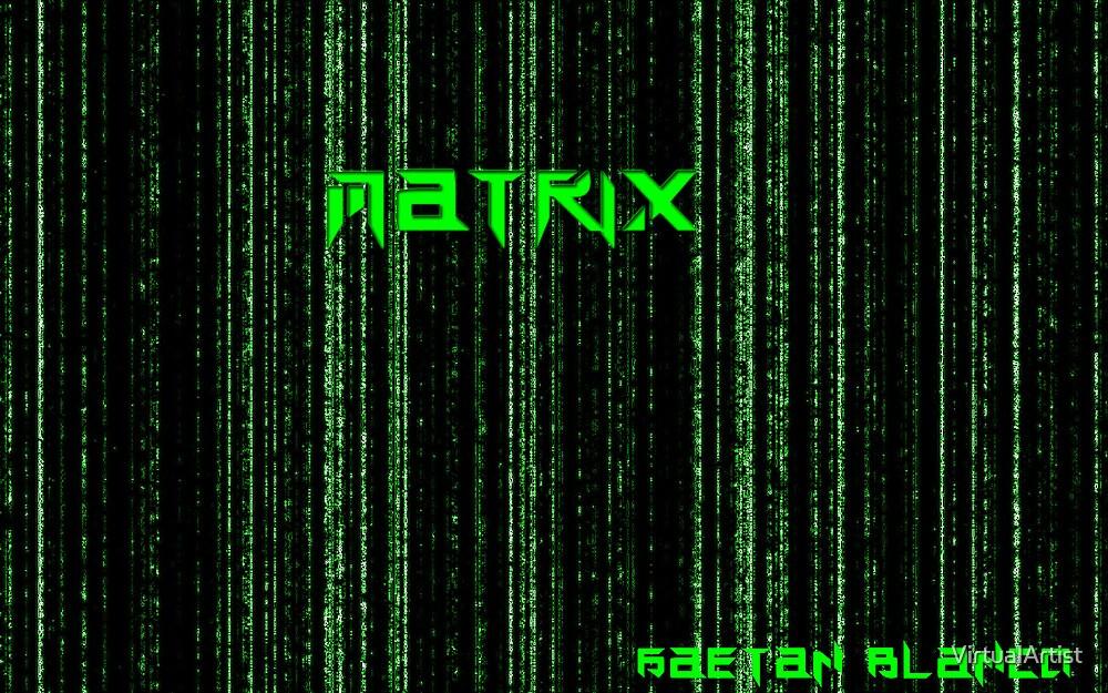 Fond-Matrix1 by VirtualArtist