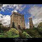 Blarney Castle by Clayton Sageantes