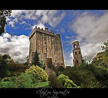 Blarney Castle by Clayton Sageantes