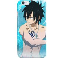 Gray Fullbuster- Ice Wizard iPhone Case/Skin
