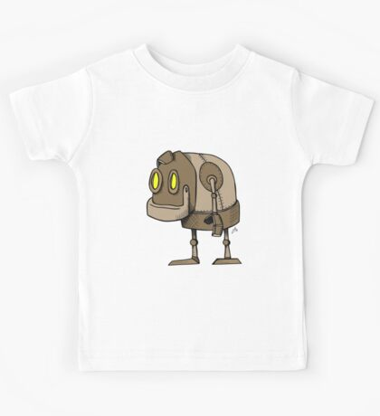 Little Robot Kids Tee