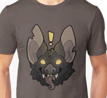 BEWARE OF BATS (Midnight Version) Unisex T-Shirt