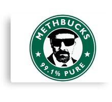 Methbucks - Heisenberg (Breaking Bad) Canvas Print